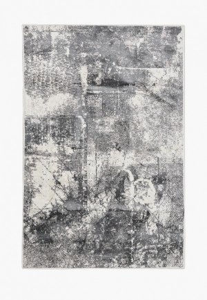 Коврик Эго 100х150 см. Цвет: серый