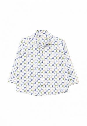 Рубашка Frizzzy MP002XB001UT. Цвет: белый