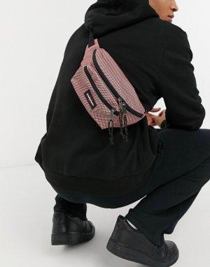 Сумка-кошелек на пояс -Красный Eastpak