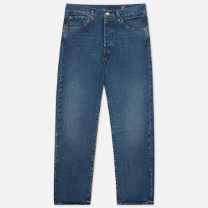 Мужские джинсы Levis Skateboarding 501 Original Levi's. Цвет: синий
