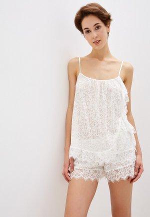 Пижама Balancelle. Цвет: белый