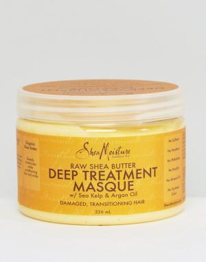 Укрепляющая маска для волос с маслом ши -Бесцветный Shea Moisture
