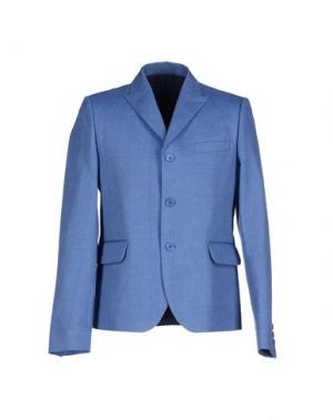 Пиджак CARVEN. Цвет: пастельно-синий