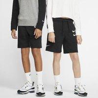 Шорты из ткани френч терри для школьников Sportswear - Черный Nike