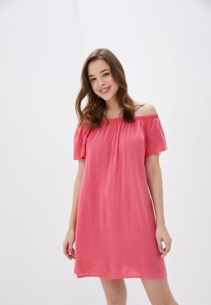 Платье Fresh Made. Цвет: розовый