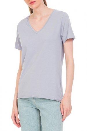 T-shirt American Vintage. Цвет: violet