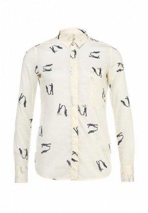 Рубашка JNBY JN001EWBMY27. Цвет: белый