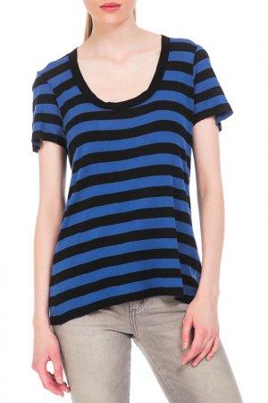T-shirt American Vintage. Цвет: blue, black