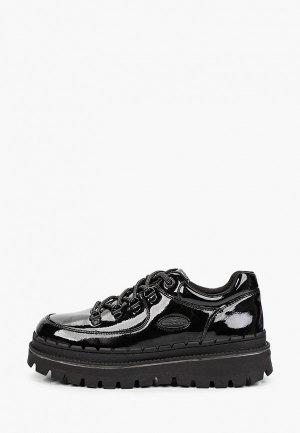 Ботинки Skechers JAMMERS. Цвет: черный
