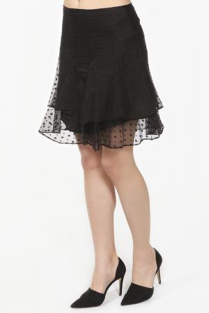 Юбка Isabel Marant. Цвет: черный