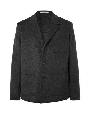 Пиджак MASSIMO ALBA. Цвет: стальной серый