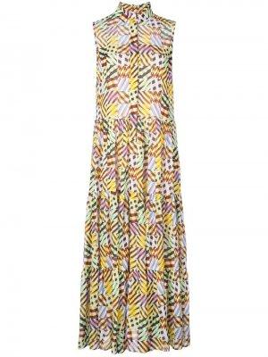 Платье-рубашка Akris Punto