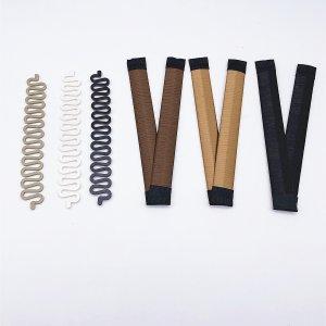 6шт Инструмент для укладки волос Набор SHEIN. Цвет: многоцветный