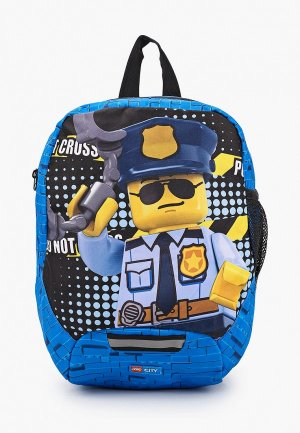 Рюкзак LEGO. Цвет: синий