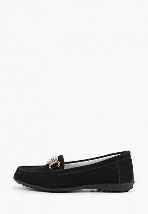 Туфли Zenden. Цвет: черный
