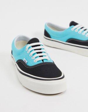 Черные/голубые кроссовки Era 95 DX-Мульти Vans