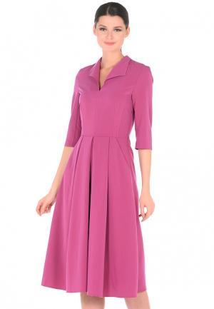 Платье Dlys D'lys. Цвет: розовый