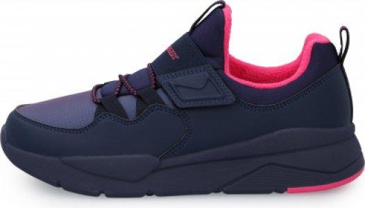 Кроссовки для девочек Prime G, размер 36 Demix. Цвет: синий