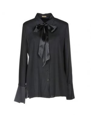 Pубашка MALÌPARMI. Цвет: черный