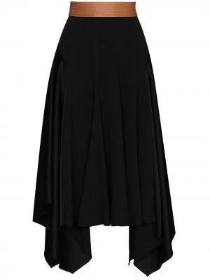 Джинсовая куртка LOEWE. Цвет: черный
