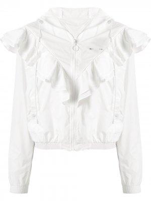 Легкая куртка Joy The Upside. Цвет: белый