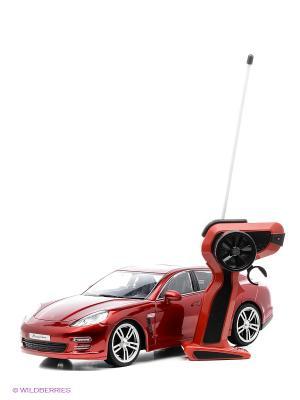Машина р/у Porsche Panamera. KAISER. Цвет: красный