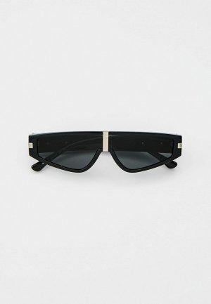 Очки солнцезащитные Emporio Armani EA4167 501787. Цвет: черный