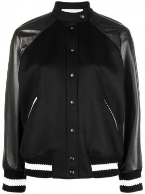 VLTN bomber jacket Valentino. Цвет: черный