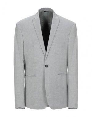 Пиджак PATRIZIA PEPE. Цвет: светло-серый