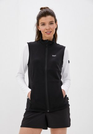 Жилет спортивный Helly Hansen W DAYBREAKER FLEECE VEST. Цвет: черный