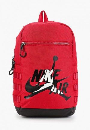 Рюкзак Jordan. Цвет: красный