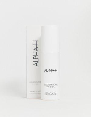 Тоник с 2% салицилловой кислотой 100 мл ALPHA-H