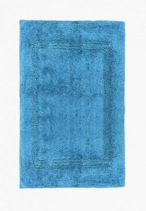Коврик для ванной DeNastia. Цвет: синий