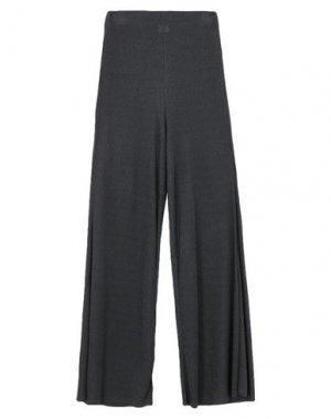 Повседневные брюки ALISA. Цвет: серый
