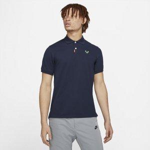 Мужская рубашка-поло с плотной посадкой  Polo Rafa - Зеленый Nike