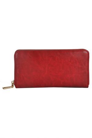 Wallet Caragatta. Цвет: red