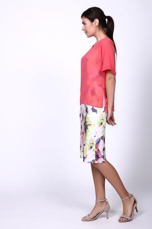 Платье Basler. Цвет: разноцветный