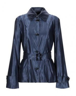 Легкое пальто ALLEGRI. Цвет: темно-синий