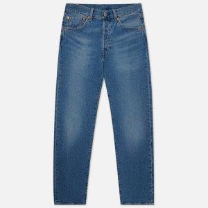 Мужские джинсы Levis 501 Original Fit Levi's. Цвет: голубой