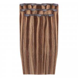 Накладные волосы для придания объема и длины Volume Boost Hair Extensions — Blondette 4/27 Beauty Works