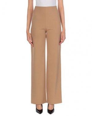 Повседневные брюки MARCELLO SANGIORGI. Цвет: бежевый
