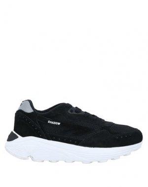 Кеды и кроссовки HI-TEC. Цвет: черный