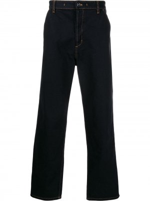 Расклешенные джинсы Jacquemus. Цвет: синий