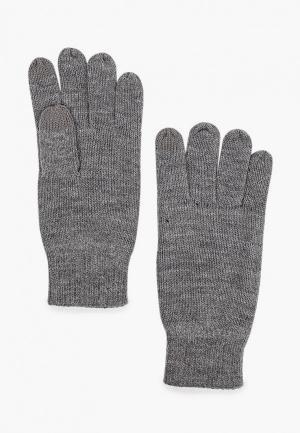 Перчатки Only & Sons touchscreen. Цвет: серый