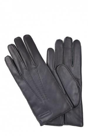 Перчатки Dolce&Gabbana. Цвет: серый