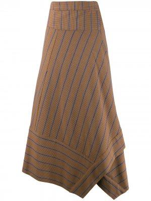 Striped print skirt Alysi
