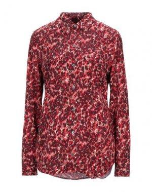Pубашка EQUIPMENT. Цвет: красный