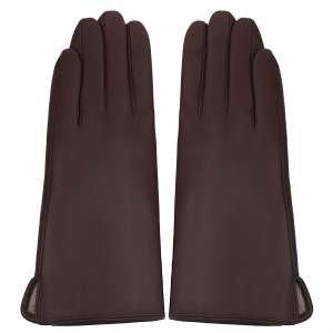 Перчатки Alla Pugachova AP33280-chocolate-21Z. Цвет: коричневый