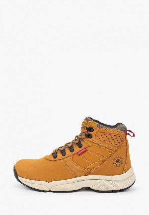 Ботинки Dockers by Gerli. Цвет: желтый