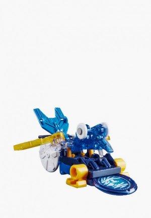 Игрушка Росмэн Дикие Скричеры. Маш-трансформер Сторм Найт S1. ТМ Screechers Wild. Цвет: синий